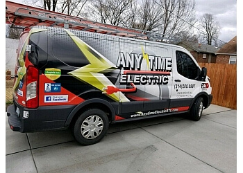 St Louis electrician Anytime Electric LLC