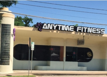 Austin gym Anytime Fitness