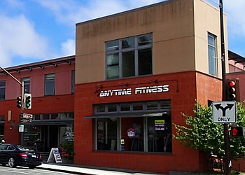 Berkeley gym Anytime Fitness