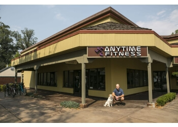 Boise City gym Anytime Fitness