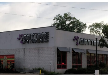 Cleveland gym Anytime Fitness