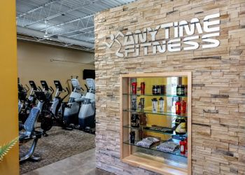 Columbia gym Anytime Fitness