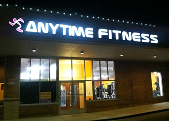Dallas gym Anytime Fitness