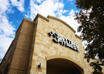 Garland gym Anytime Fitness
