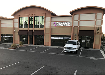 Henderson gym Anytime Fitness
