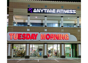 Irving gym Anytime Fitness