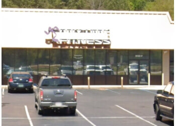 Mobile gym Anytime Fitness