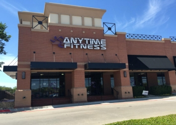 Plano gym Anytime Fitness