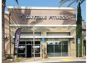 Riverside gym Anytime Fitness