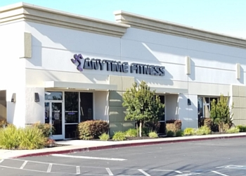 Sacramento gym Anytime Fitness