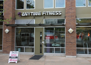 Seattle gym Anytime Fitness