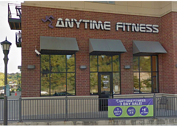 St Paul gym Anytime Fitness