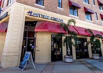 St Petersburg gym Anytime Fitness