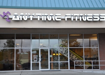 Tacoma gym Anytime Fitness