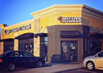 Wichita gym Anytime Fitness
