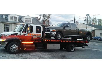 Baltimore towing company Anytime Haynes Towing and Auto Repair LLC