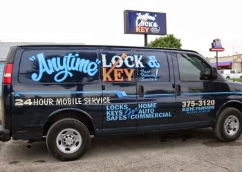 Boise City locksmith Anytime Lock & Key
