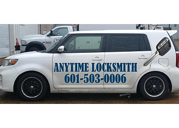 Jackson locksmith Anytime Locksmith