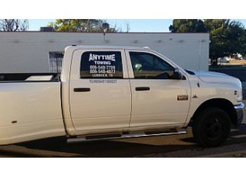 Lubbock towing company Anytime Towing