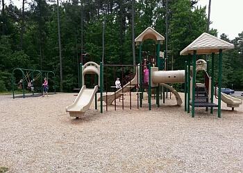 Cary public park Apex Community Park