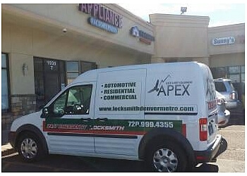 Aurora 24 hour locksmith Apex Lock & Key Colorado LLC