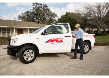 Tampa pest control company Apex Pest Control