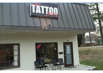 Cary tattoo shop Apex Tattoo Factory
