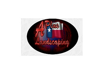 Houston landscaping company Aplus Landscaping