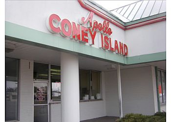 Sterling Heights american cuisine Apollo Coney Island