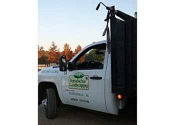 Huntsville landscaping company Appalachia Landscaping, Inc.