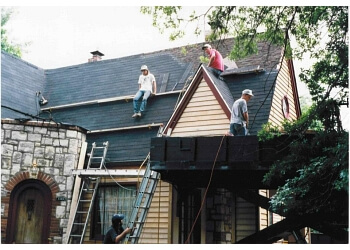 Topeka roofing contractor Appelhanz Roofing, Inc.