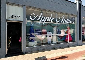 Amarillo bridal shop Apple Annie's