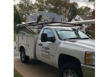 Richmond garage door repair Apple Door Systems
