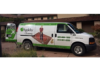 Berkeley carpet cleaner Appleby Cleaning & Restoration Inc.