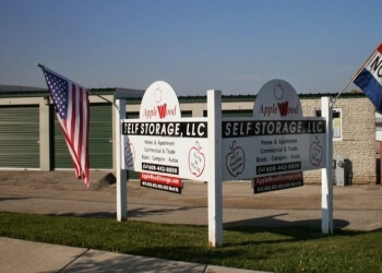 Madison storage unit Applewood Self Storage LLC