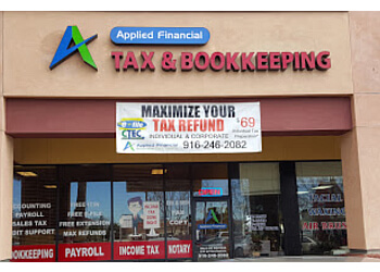 Elk Grove accounting firm Applied Bookkeeping & Tax Services