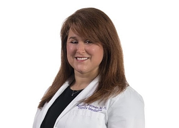 Shreveport primary care physician April Callaway Palmer, MD