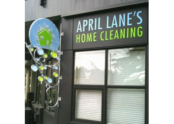 Seattle house cleaning service April Lane's Home Cleaning
