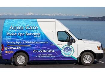 Tacoma pool service Aqua Care Pool & Spa Services INC.