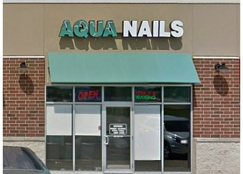 Peoria nail salon Aqua Nails