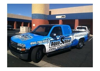 Phoenix pool service Aqua Shine Pools