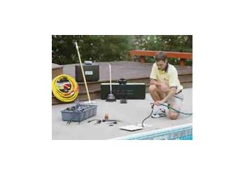 Wichita pool service AquaSizers Pool Co.