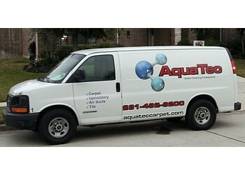 Houston carpet cleaner AquaTec The Steam Cleaning Professional