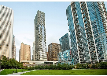 Chicago apartments for rent  Aqua at Lakeshore East