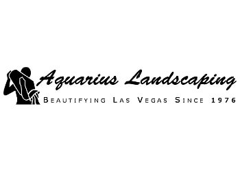 Henderson landscaping company Aquarius Landscaping