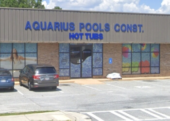 Columbus pool service Aquarius Pools Construction Co. Inc.,