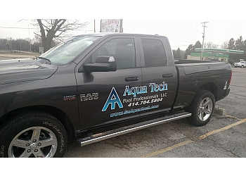 Milwaukee pool service Aquatech Pool Professionals LLC.