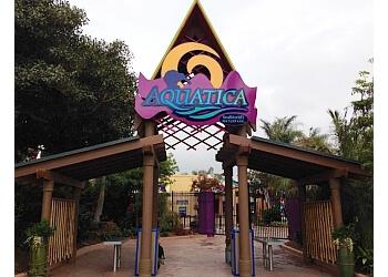 Chula Vista amusement park Aquatica San Diego