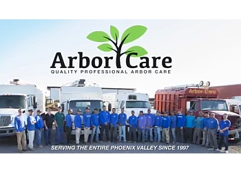 Tempe tree service Arbor Care