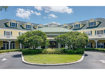 St Petersburg assisted living facility Arbor Oaks